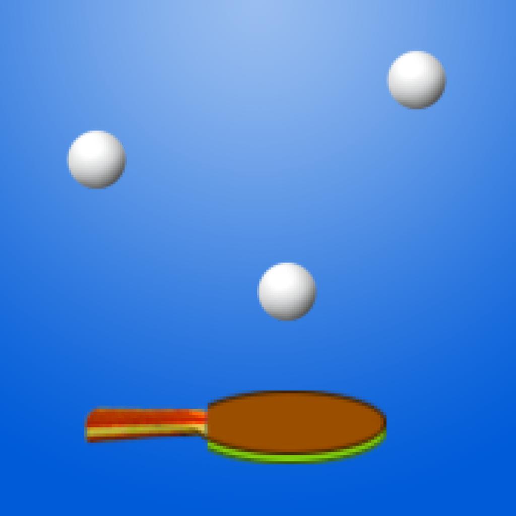 Ping Pong Juggling