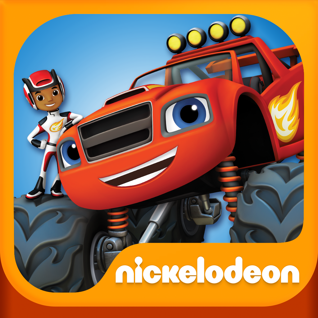 Nickelodeon Launches New Ios App Based On Blaze And The