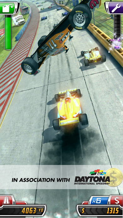 Daytona Rush Screenshot