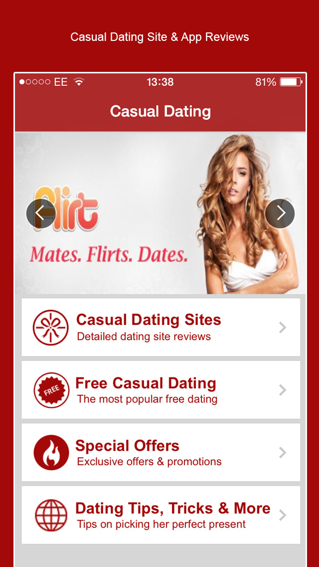 Best casual dating apps