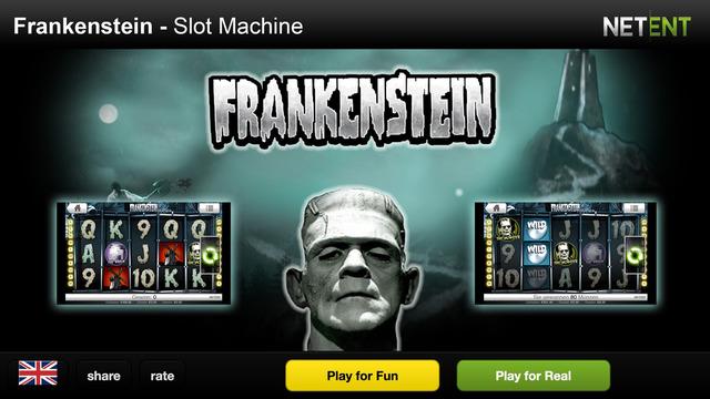 Slot machine frankenstein