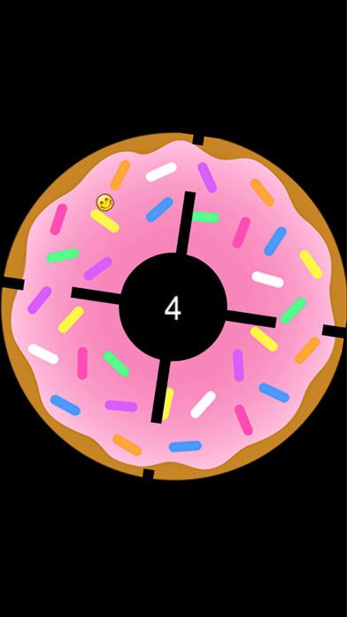 Emoji Donut Screenshot on iOS