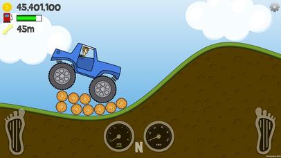 Hill Racing Challenge Screenshot on iOS