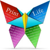 封面版面設計工具 PrintLife