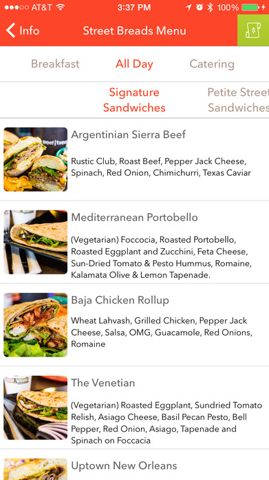 Waitr Screenshot