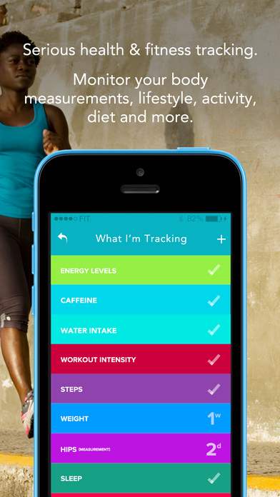 BodyWise: Health & Wellness Tracker Screenshot