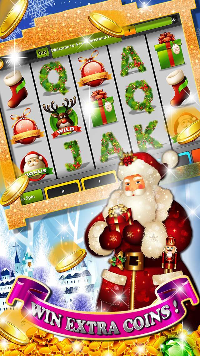 Free Christmas Slot Machine Games