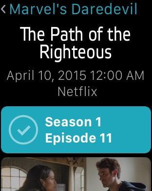 iTV Shows Screenshots