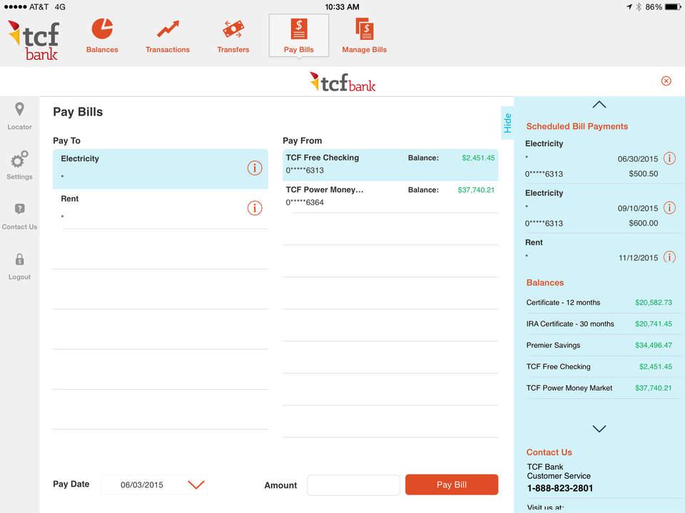 TCF Bank Mobile - AppRecs
