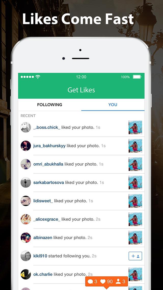 Magic Liker for Instagram – Get More Free Instagram Likes