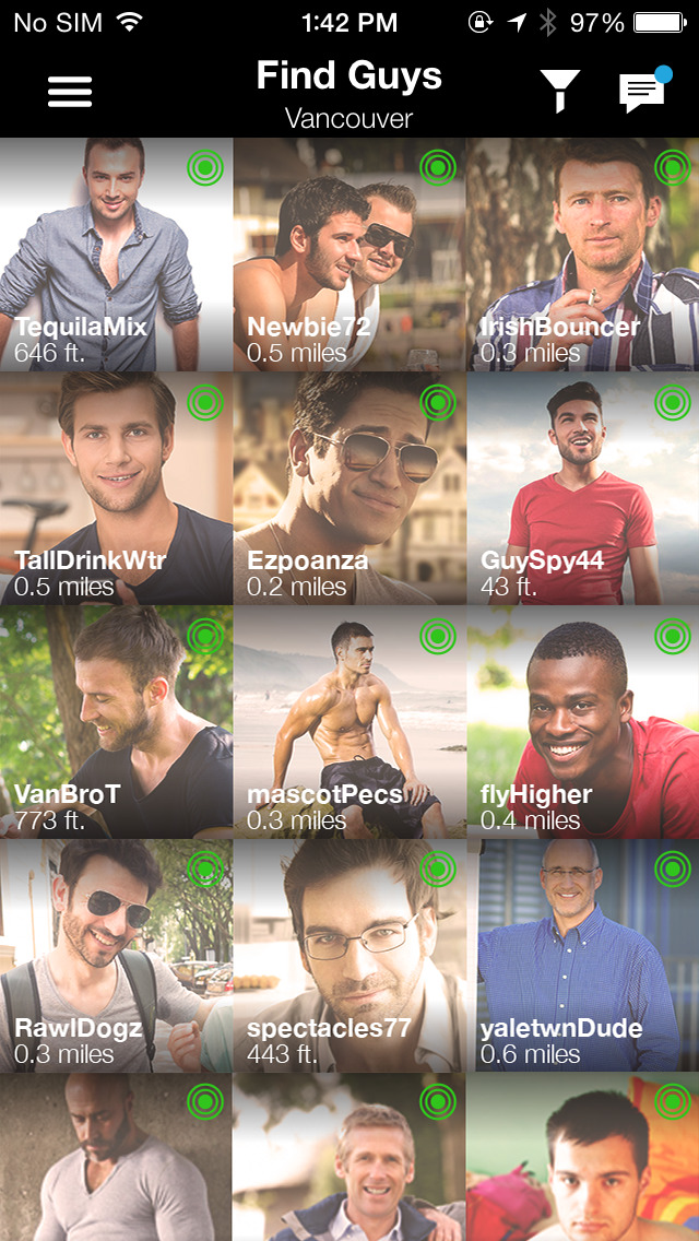 Gay hookup site without credit card