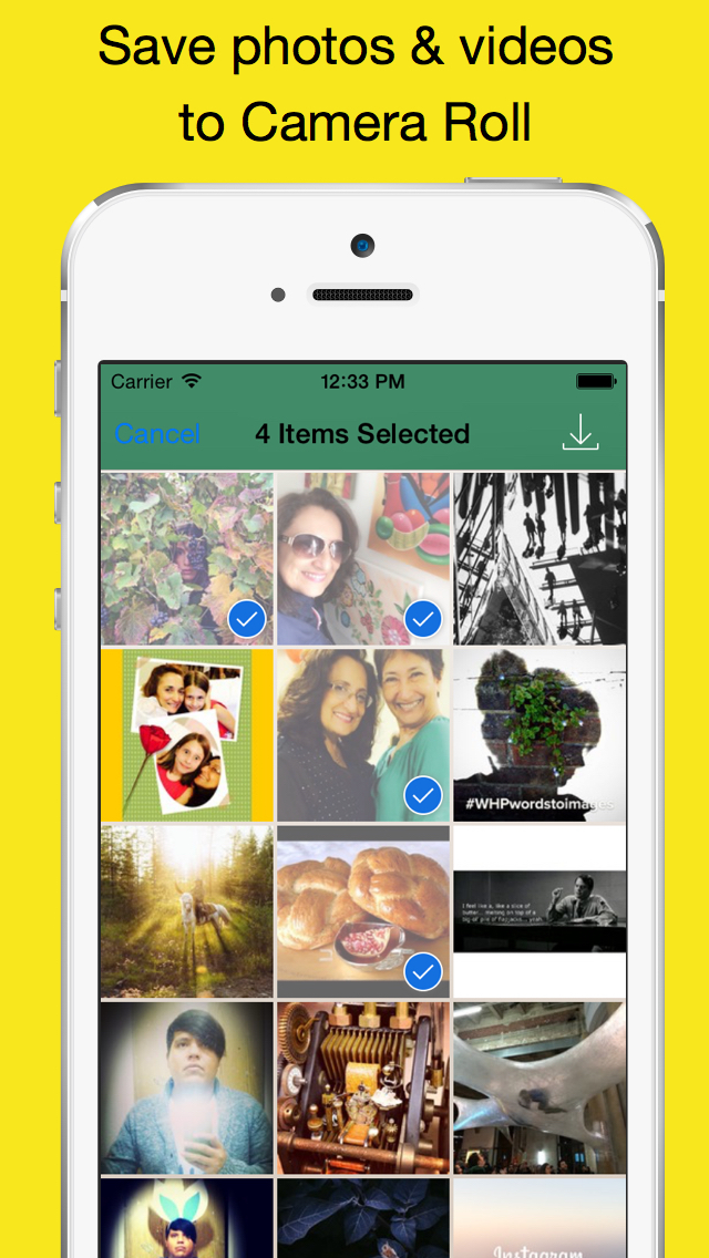 GramSave for Instagram – Download, Save, Repost, Shoutout