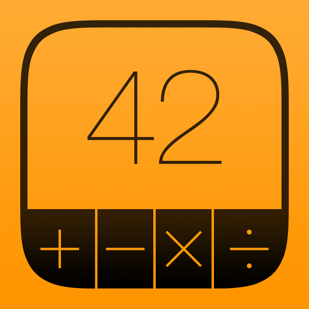 PCalc Lite - The Best Free Calculator