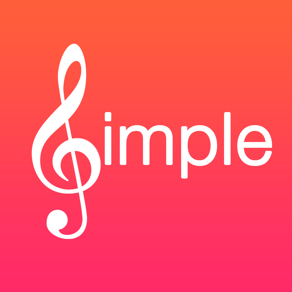 Simple Music Pro - next generation music keyboard with amazing piano, guitar, pad sounds, and midi