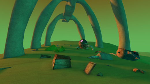 The Minims - A New Beginning Screenshot