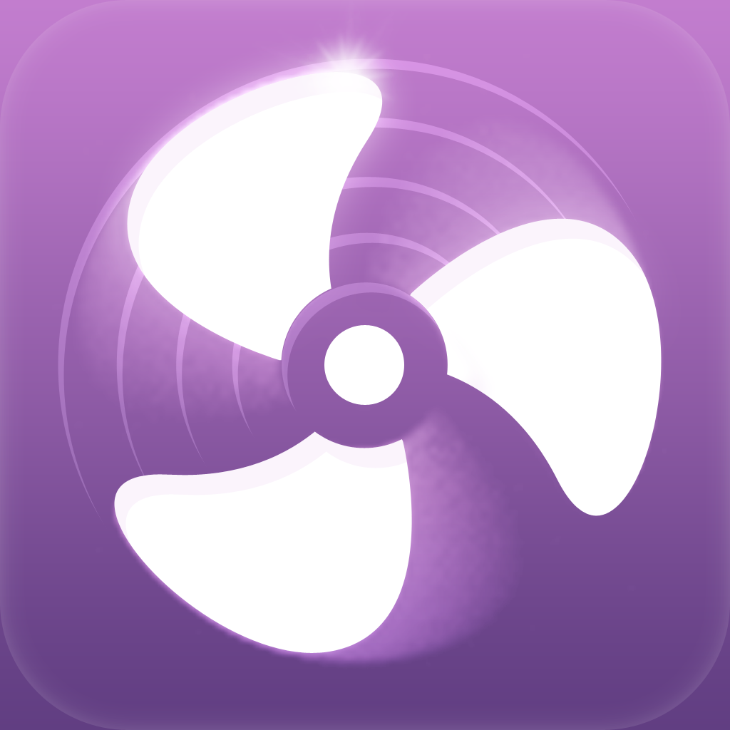 Sleepy Fan - Get Restful Sleep with fan and white noise sounds