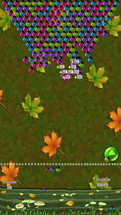 Ladybug Craze Screenshot on iOS