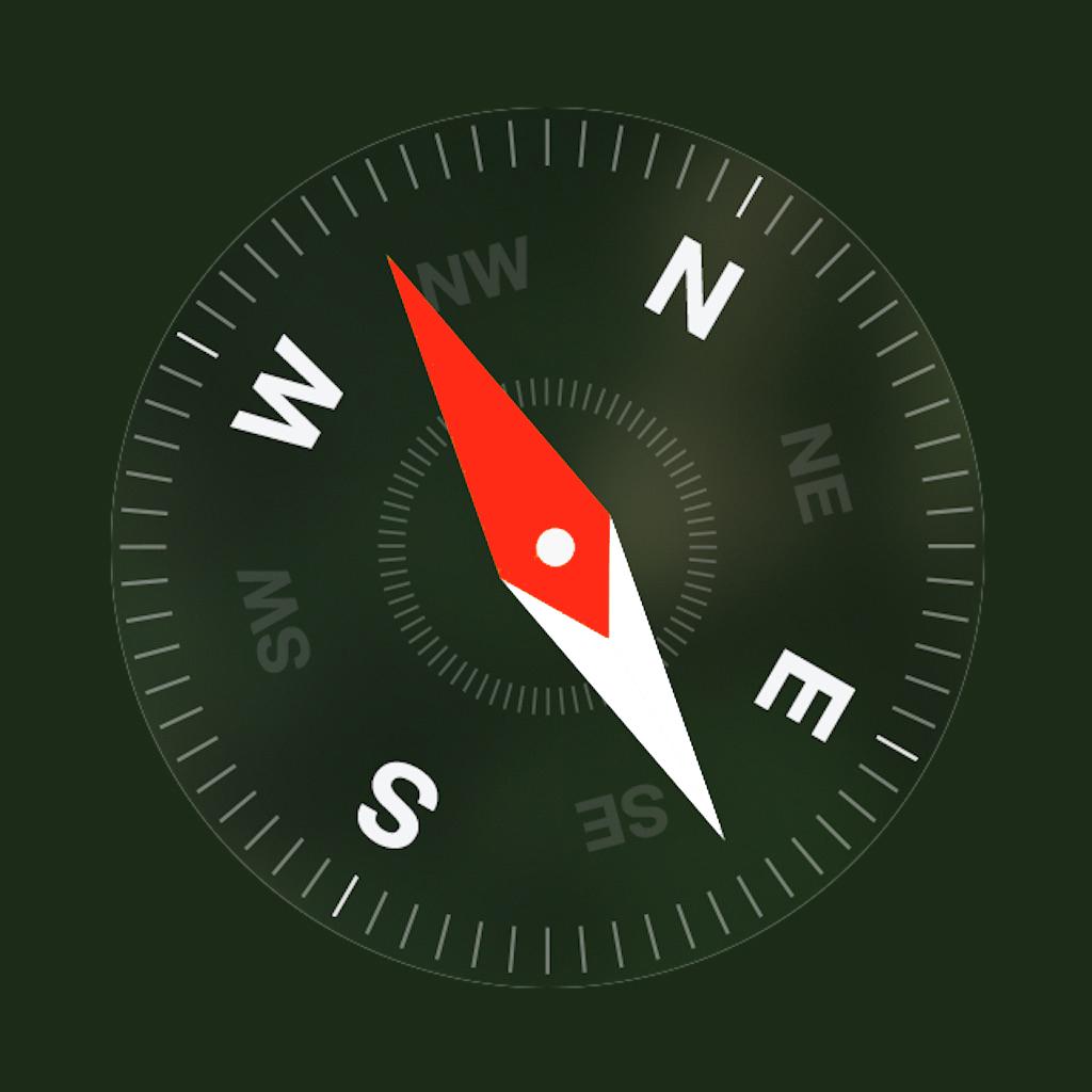 Hi Compass icon