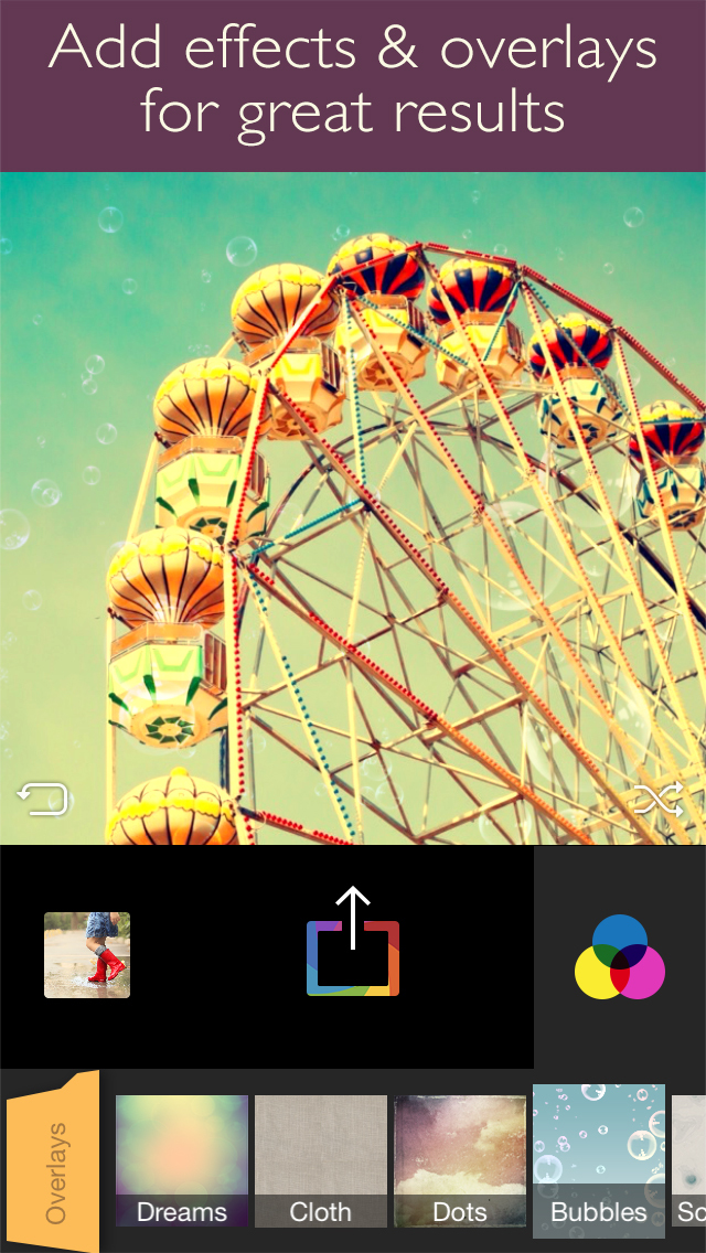 Fx8 Photo - Picture editor with cool frames & effects