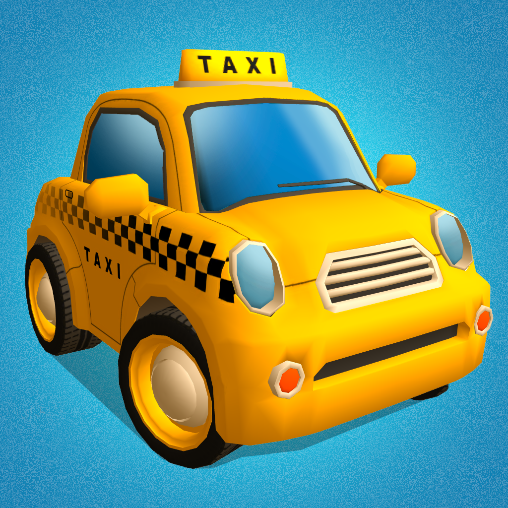 Tiny Taxi — by Mika Spin