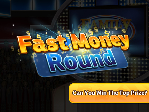 family feud iphone answers fast money