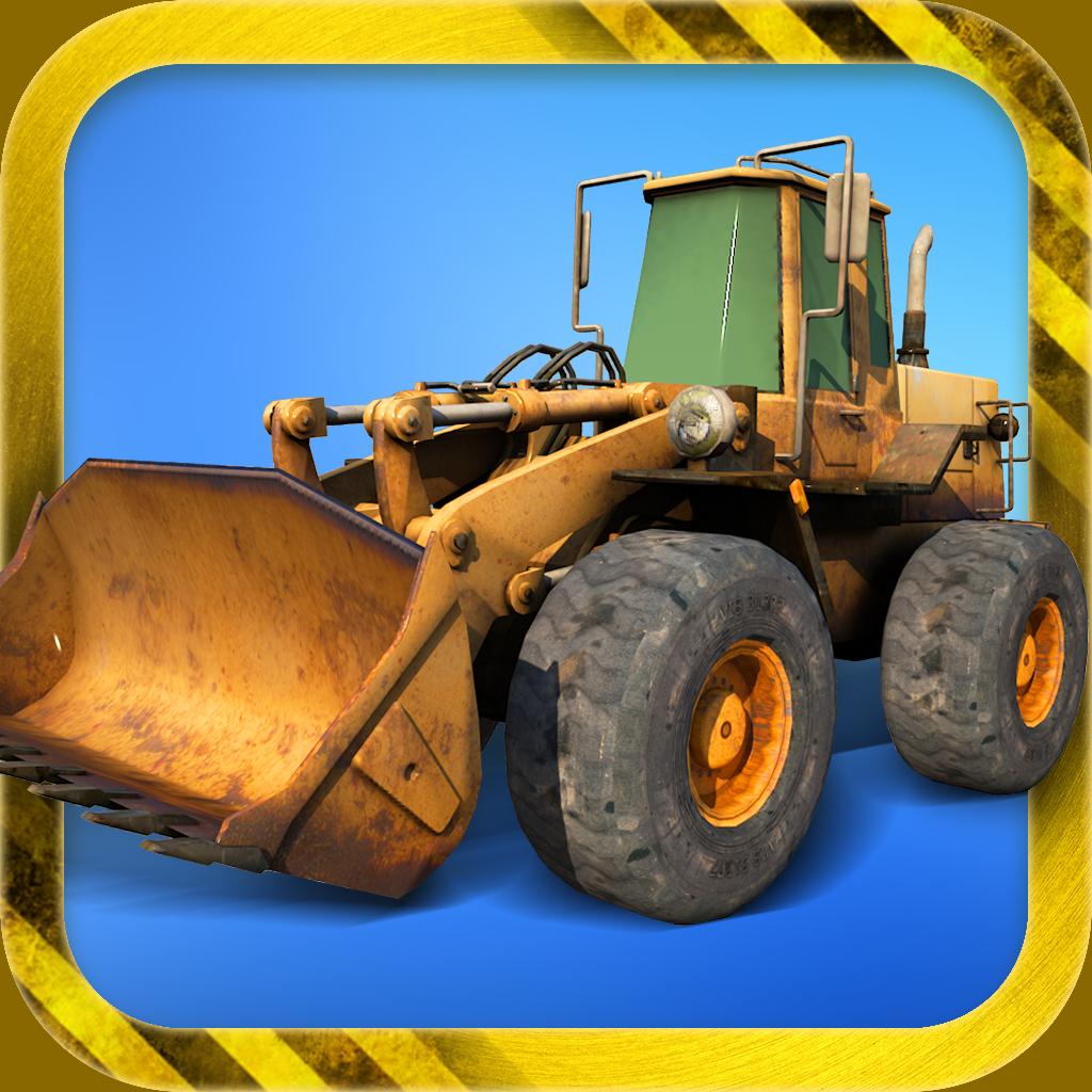 Bulldozer 3D Parking PRO - Full Truck Driving Simulator Version