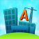 Travel word-wide and build up your Textropolis by finding the words hidden in each city