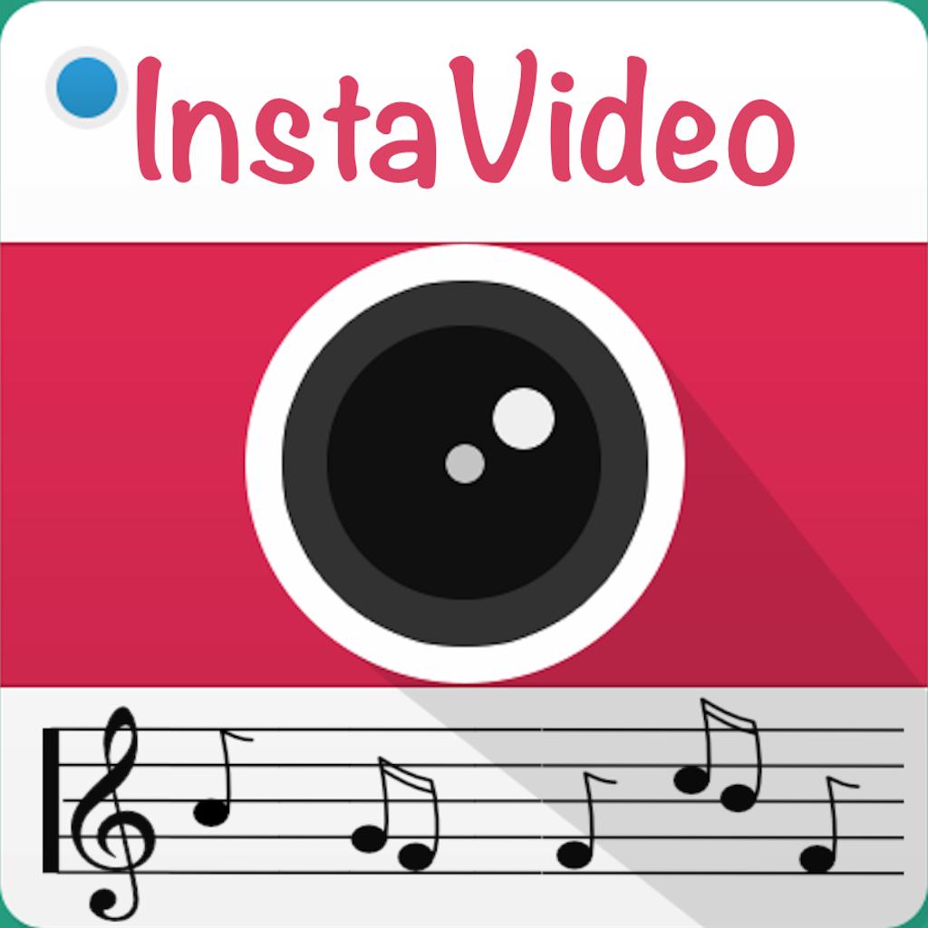 InstaVideoAudio - Add background music, text, subtitle, watermark, hashtag,  emoji to Instagram, Vine, Vimeo, YouTube videos