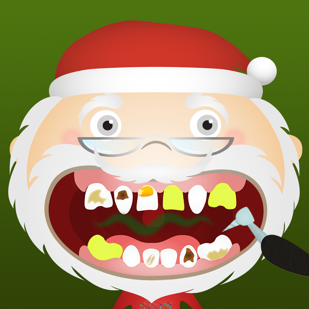 Tiny Dentist Holidays: Christmas