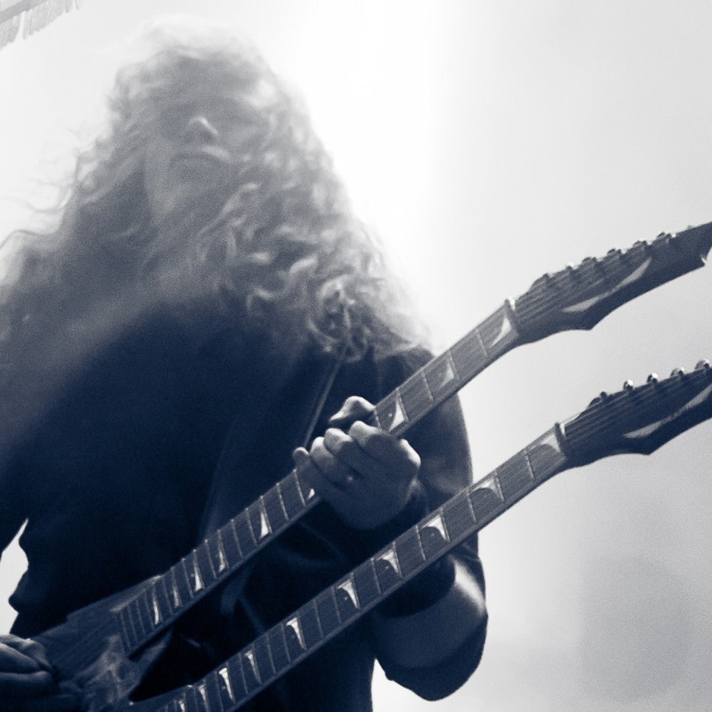 Dave Mustaine: Rock Prodigy