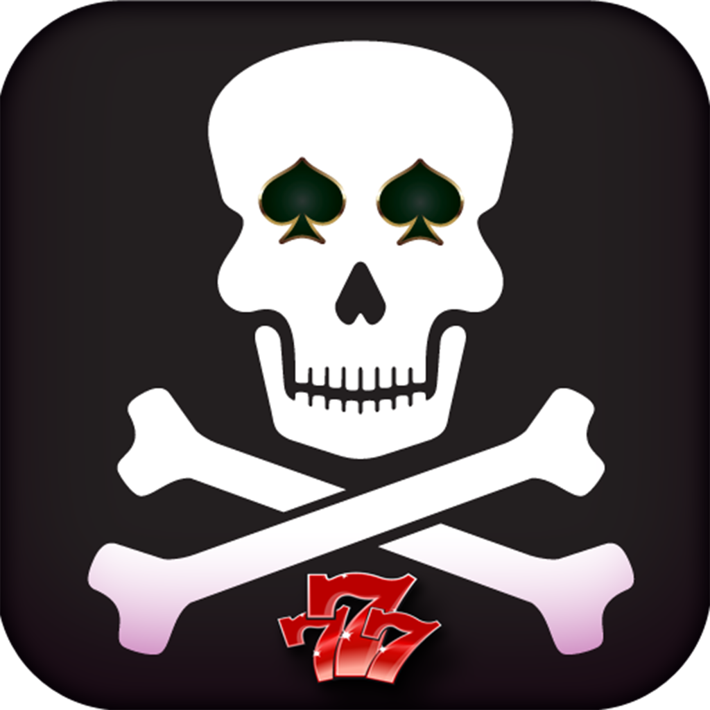 Ace Pirate Casino - Slots, Black Jack, Roulette and Super Mega Bonus Coin Prize Wheel Spin and Win Game! by Better Than Good Games