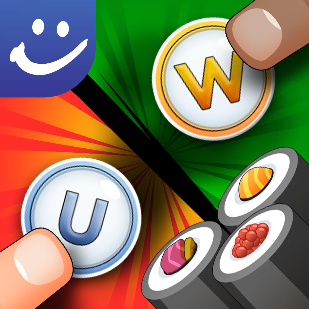 Sushi Scramble - A SylvanPlay Network App by Educate, Inc