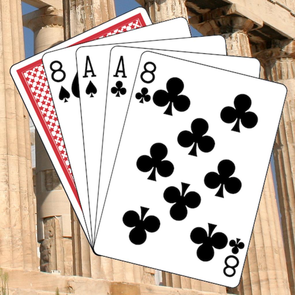 Poker Pillars