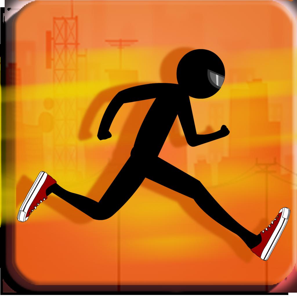 A Crazy Stickman Run Free - eXtreme Insane Stunts Edition