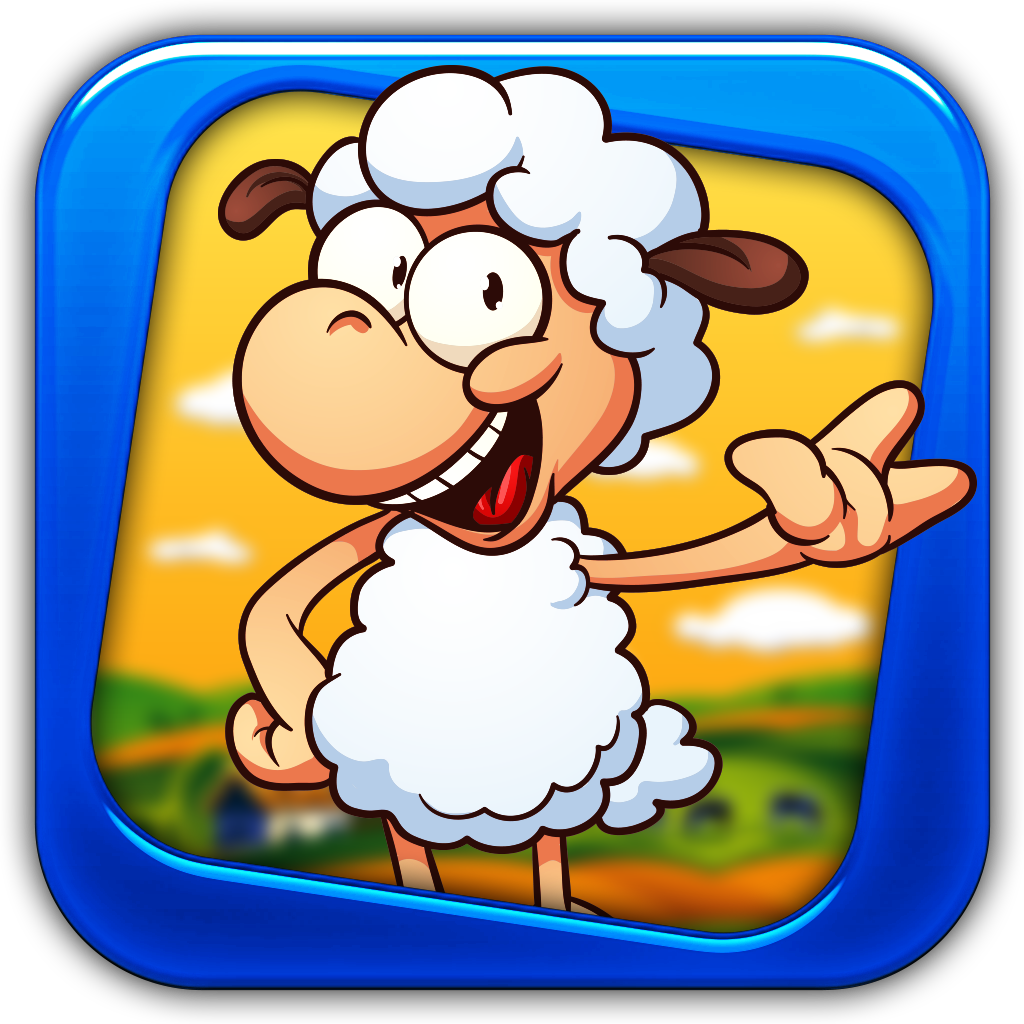 A Tiny Sheep Jump - Fun Adventure on the Farm - Full Version