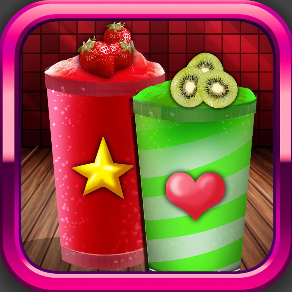 Awesome Slushie Food Maker - Girl & boy make games
