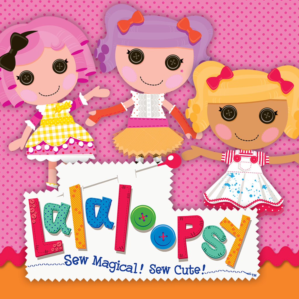 Lalaloopsy Animated Puzzles for iPhone icon