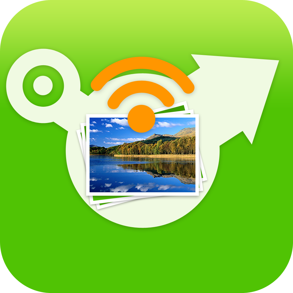 Photo Transfer WiFi - Drag&Drop to any iPhone/iPad/Desktop your photos and videos