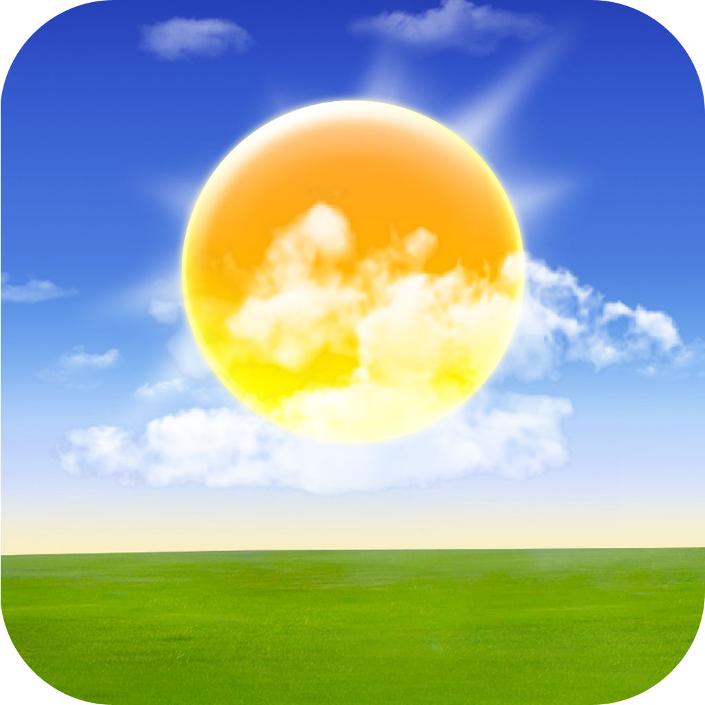 Beautiful Weather - Accurate Forecasts Across the Globe icon