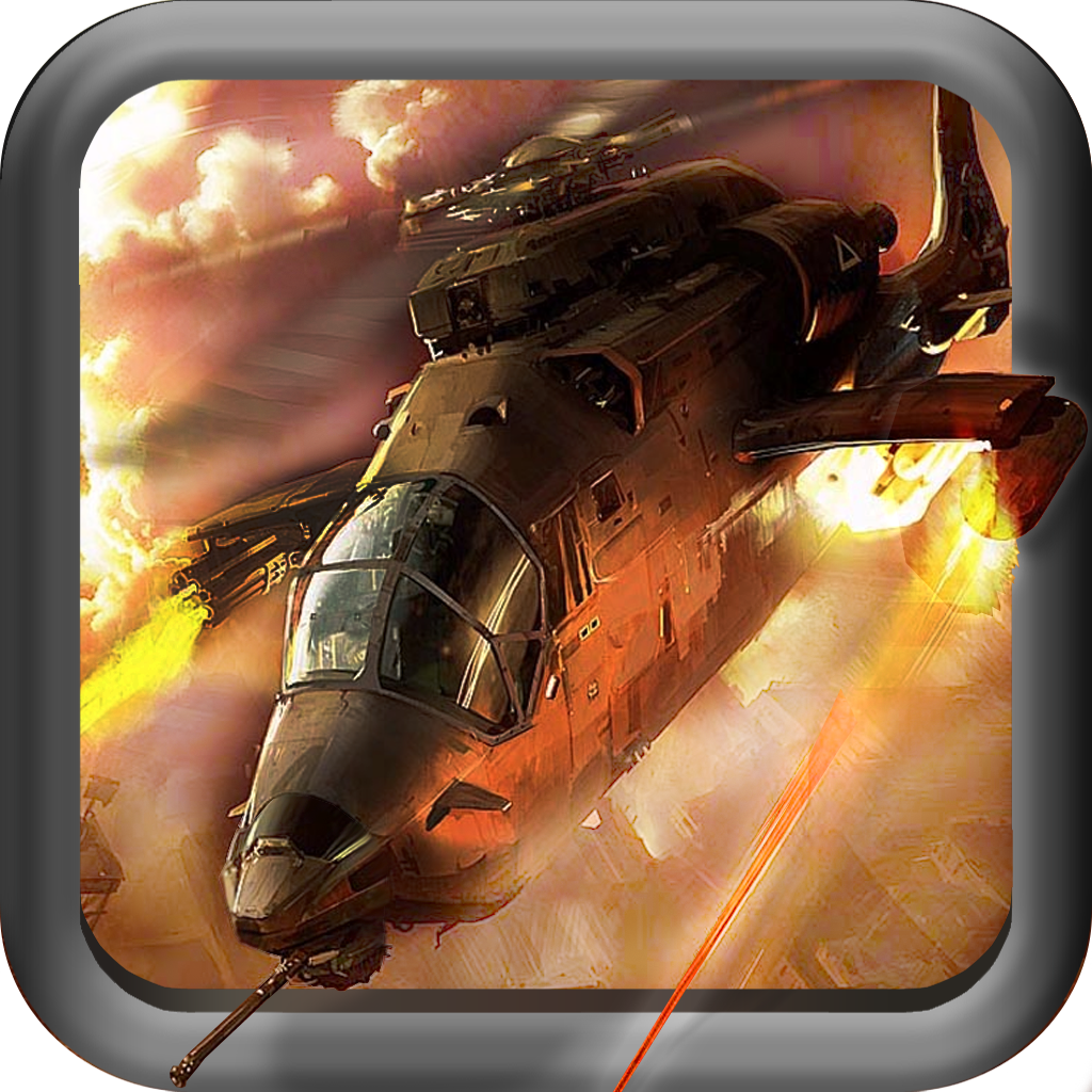 Apache Helicopter Strike - Modern Defence Force