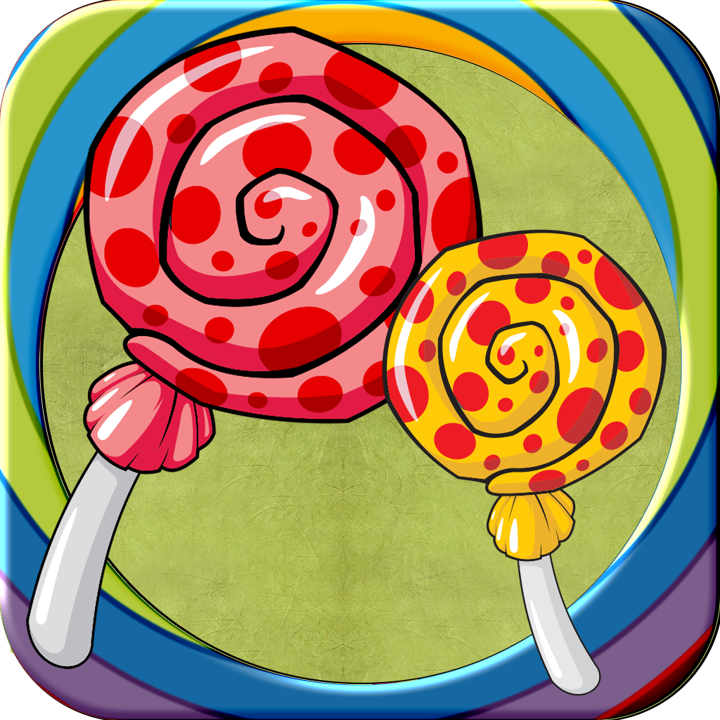 A Lollipop Sweet Candy Match Maker Yum! - Full Version