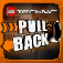 Upgrade your LEGO Pullback Racer - pull back and race through the LEGO TECHNIC construction hall