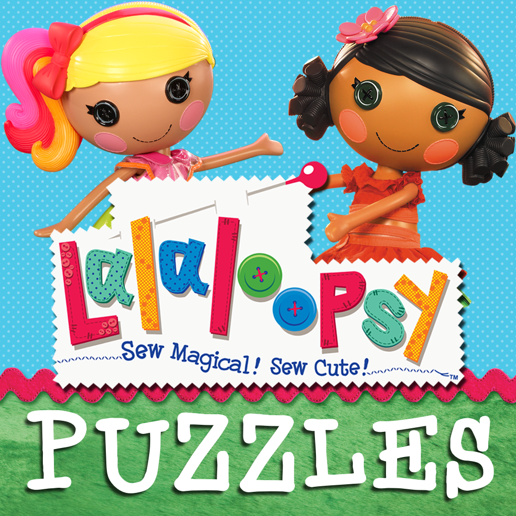 Lalaloopsy Puzzles for iPhone icon