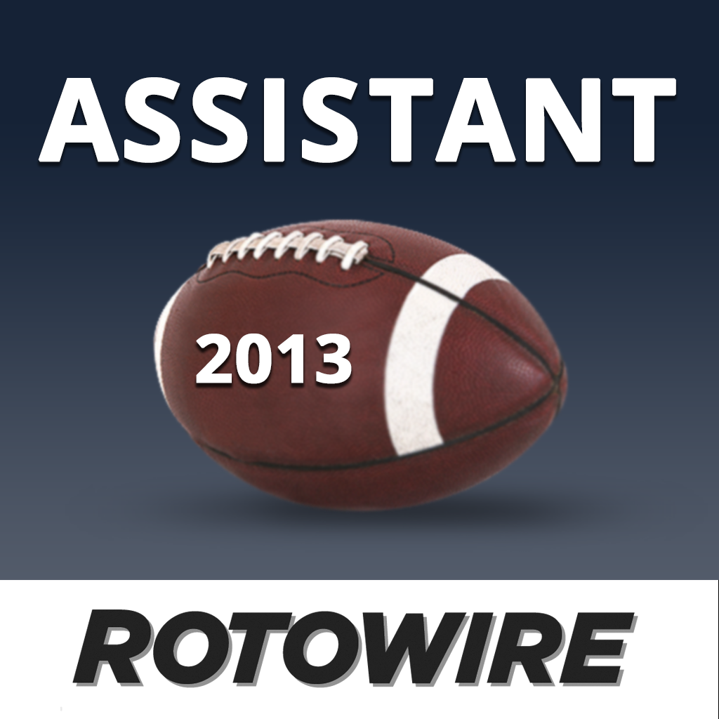 RotoWire Fantasy Football Assistant 2013