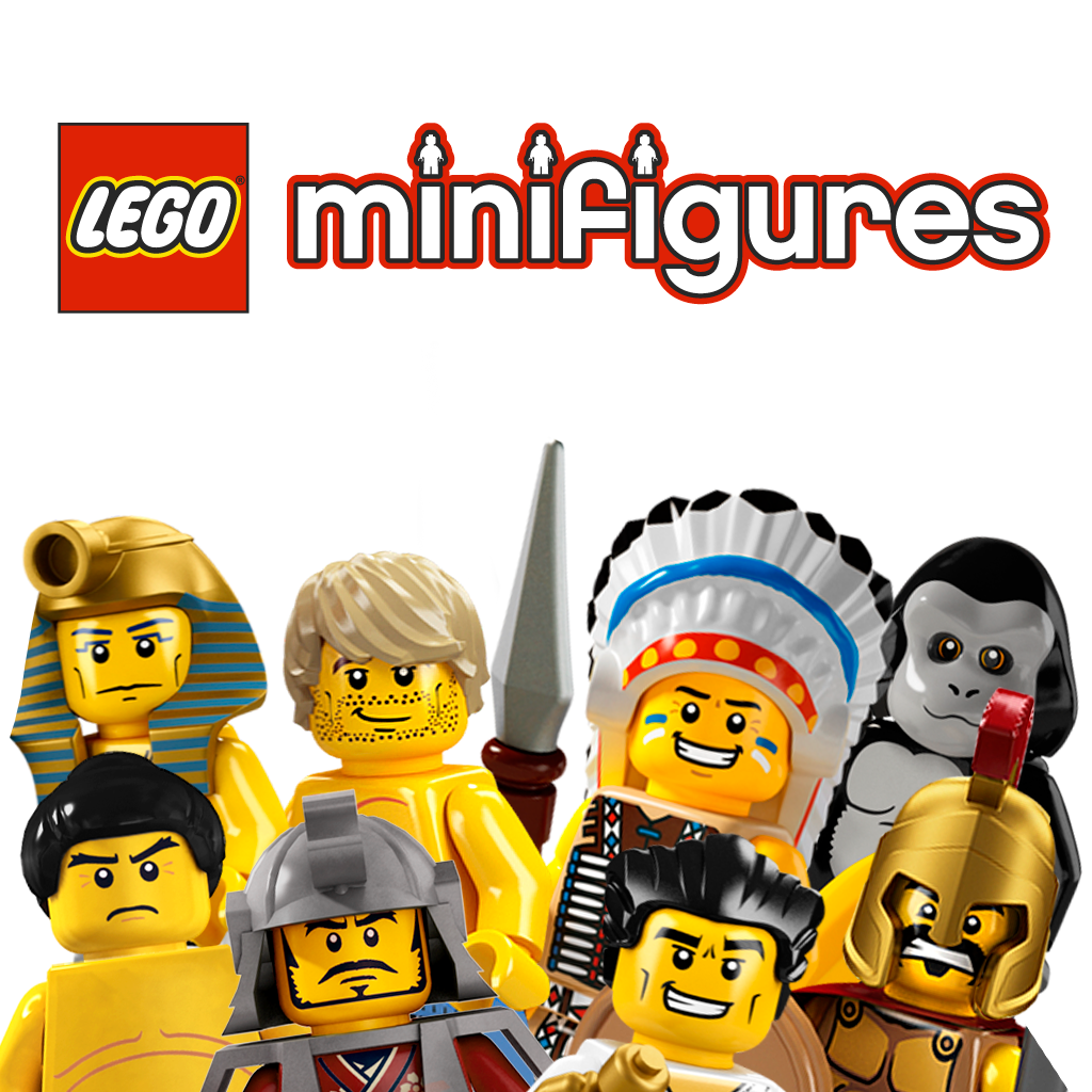 LEGO® Minifigures Collector by LEGO Systems, Inc