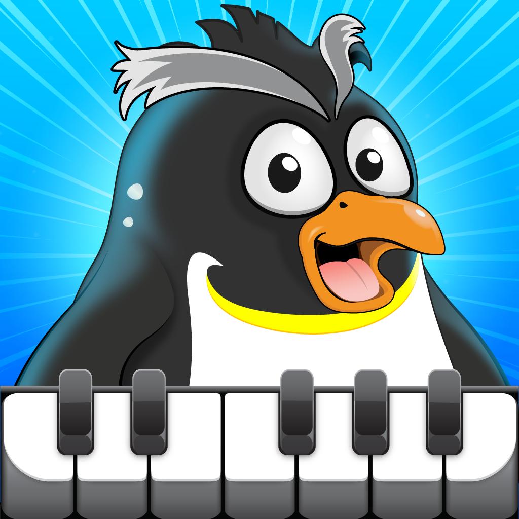 Pluto Learns Piano HD icon
