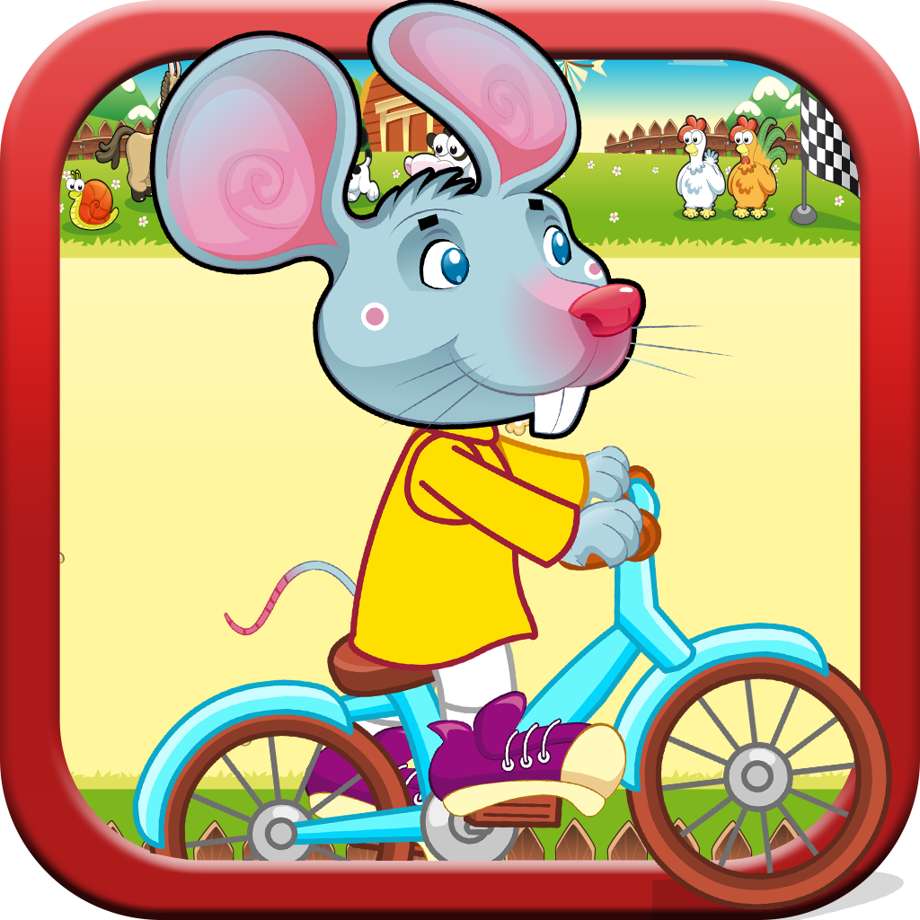 Bike Pets - Animal Cycle Olympic Track Ride - Full Version