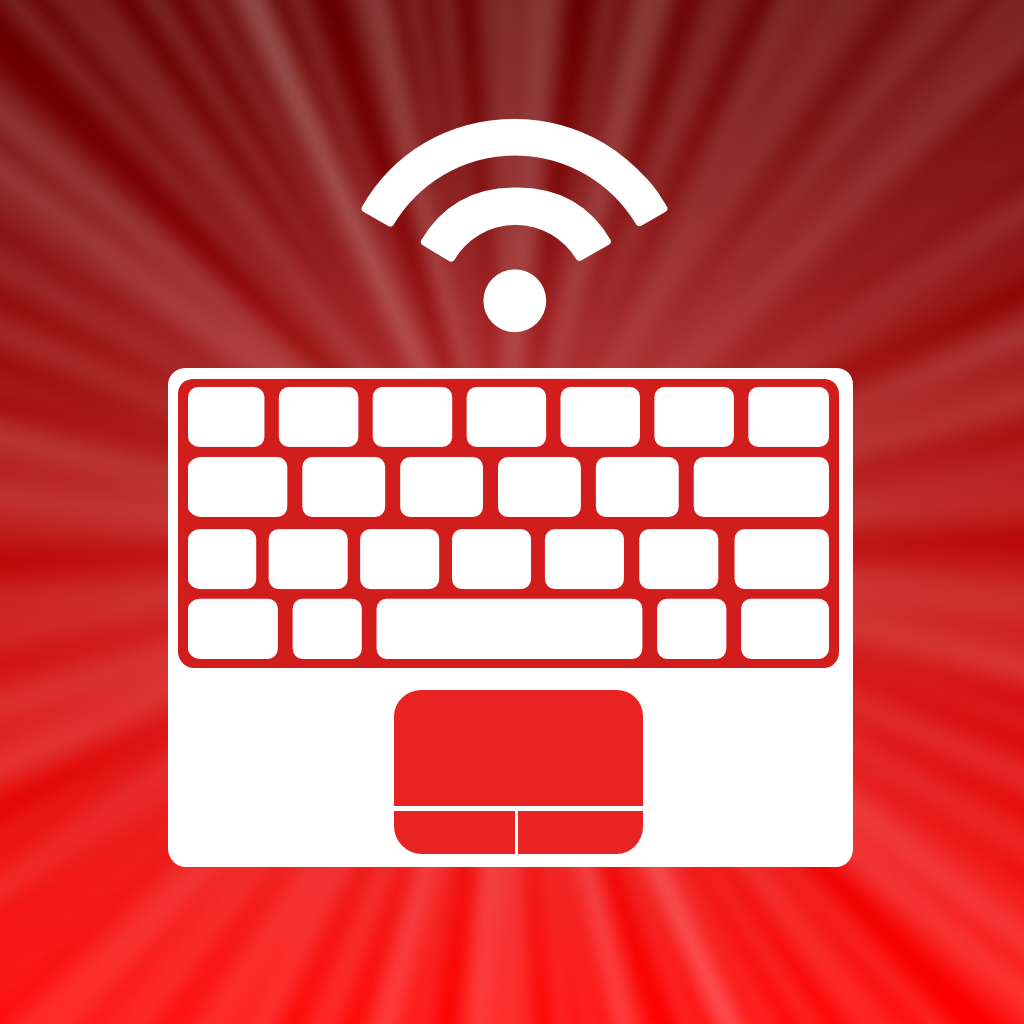 Air Keyboard: Remote Mouse, Touch Pad and Custom Keyboard for your PC or Mac