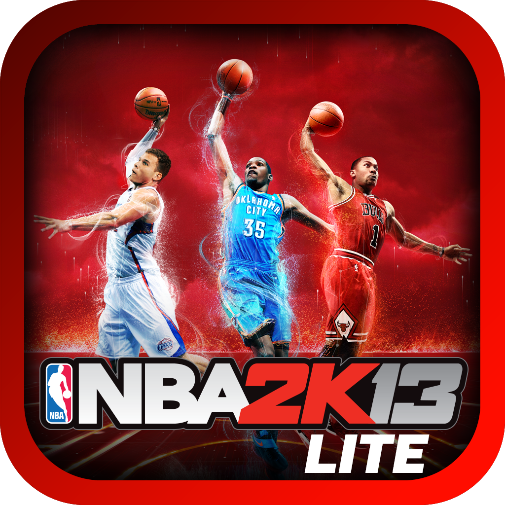 NBA 2K13 Lite icon