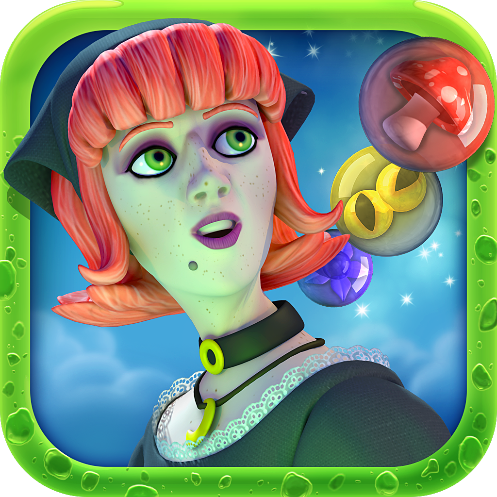 Bubble Witch Saga